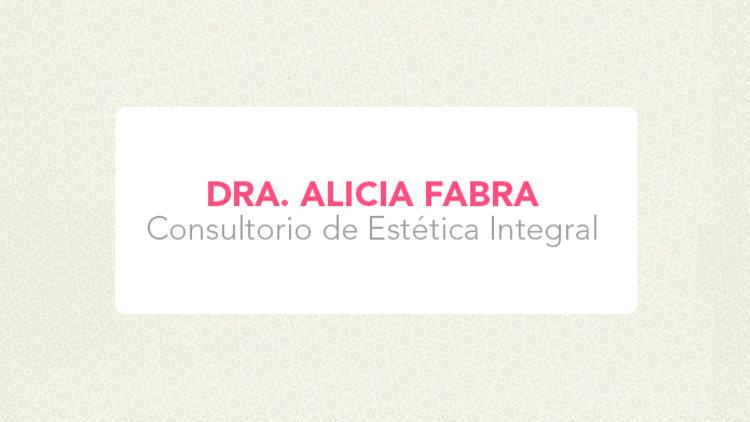 Dra. Alicia Fabra