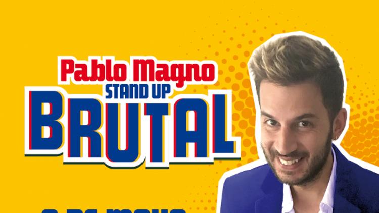 Brutal - Pablo Magno stand up