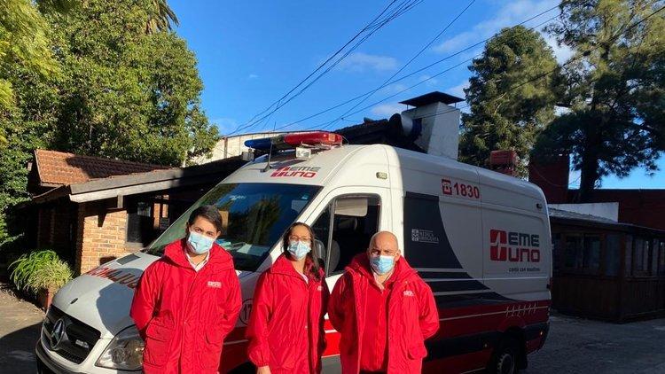 Nuevo vacunatorio en Rural del Prado